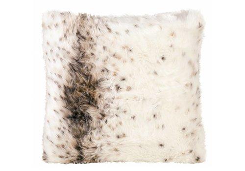 Winter-Home Kussen bont - Lynx