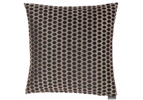 CLAUDI Chique Cushion Sergio Black Gold