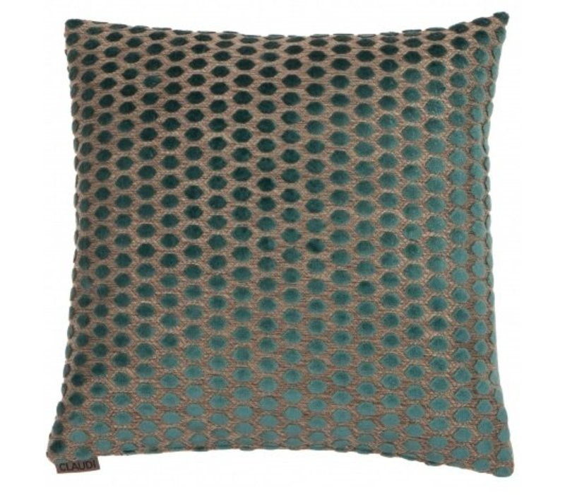 Cushion Sergio in color Mint