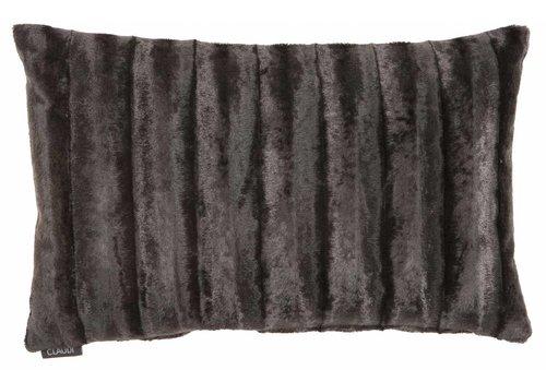 CLAUDI Cushion Ottavia Dark Taupe
