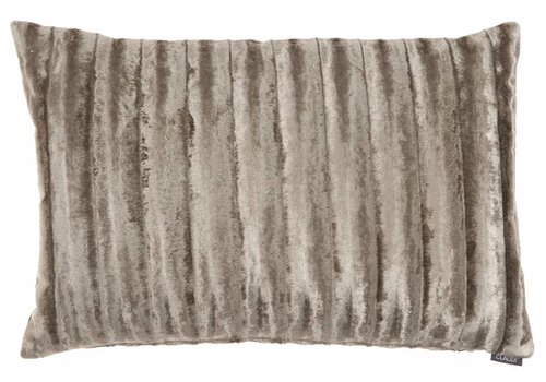 CLAUDI Chique Cushion Ottavia Taupe