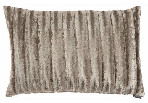 CLAUDI Cushion Ottavia Taupe