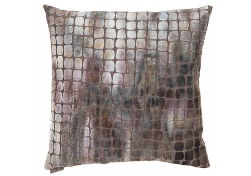 CLAUDI Cushion Tosca Dark Taupe