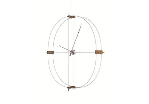 Nomon large clock Delmori
