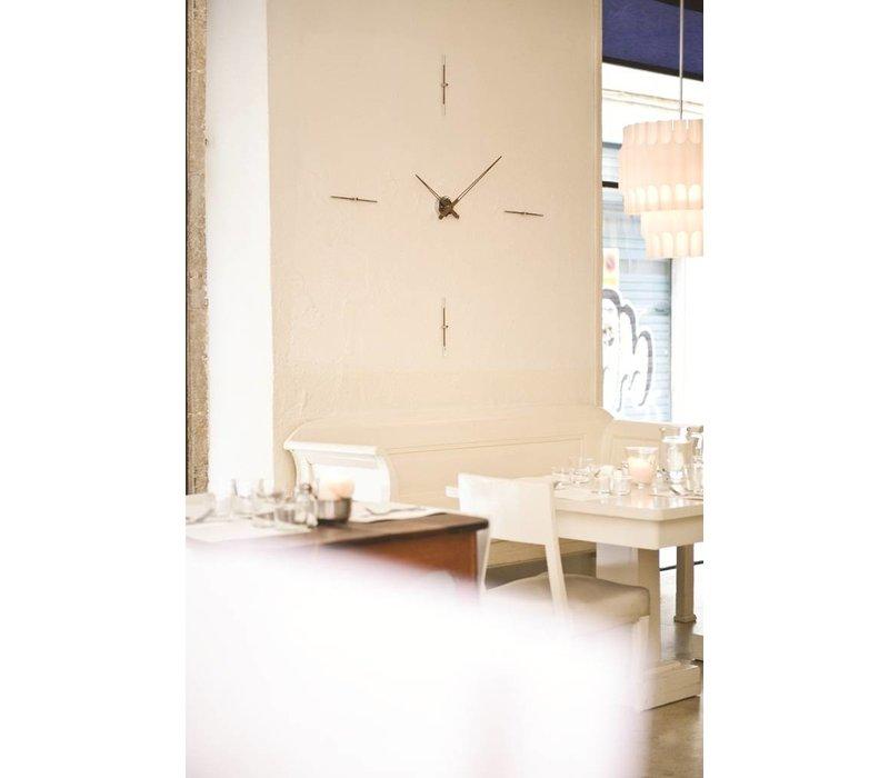 Merlín minimalistic large wall clock
