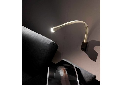 Contardi bedleeslamp 'Flexiled' medium