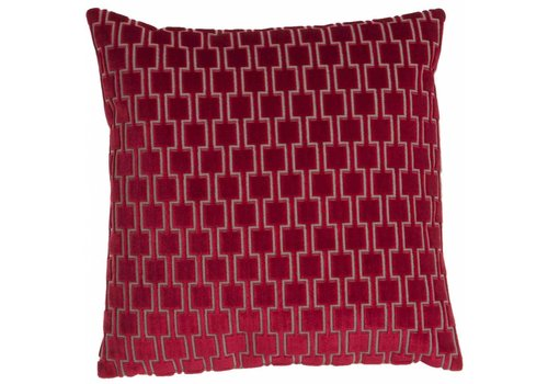 Cushion Frior Red