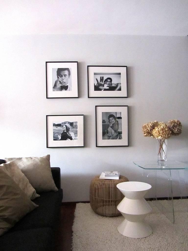 Celebrity pictures als woondecoratie