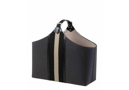 EICHHOLTZ Zeitschriftenhalter - Bag Goldwynn
