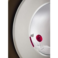 Spia is a small round mirror diameter 41 cm