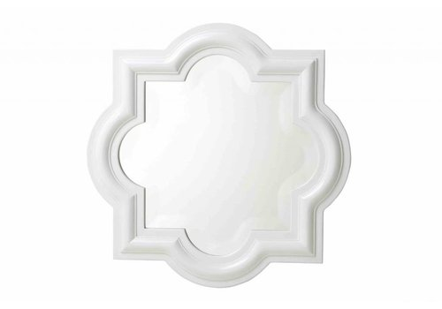 Eichholtz Framed mirror - Dominion White