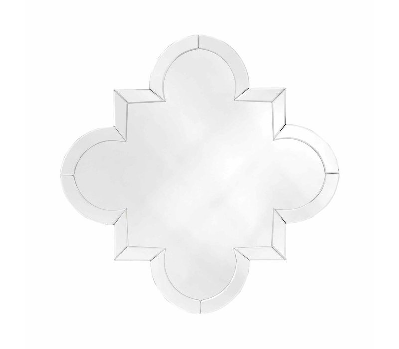 Design mirror 'Mellon'