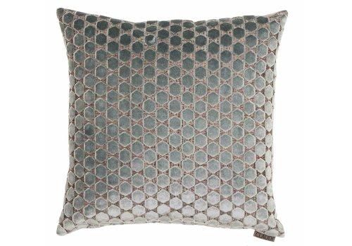 CLAUDI Chique Cushion Orsina Light Blue