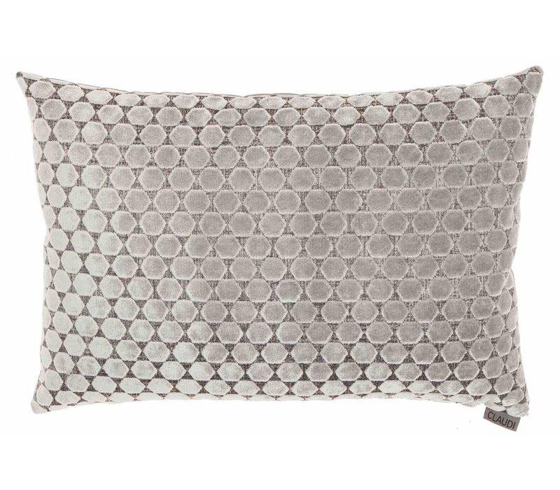 Cushion Orsina in color Silver