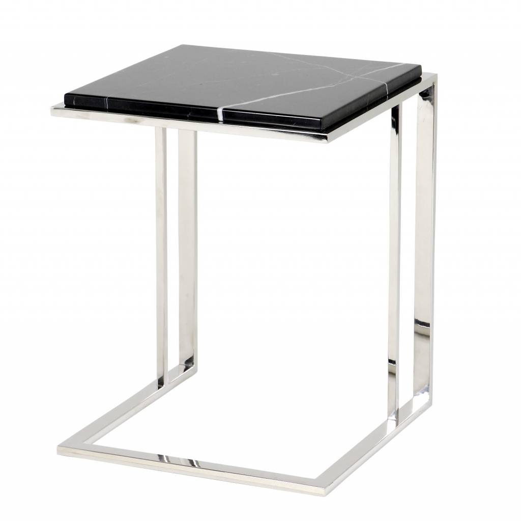 Eichholtz Side Table.Side Table Marble