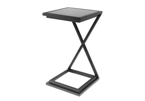 Eichholtz Side table - Cross Black