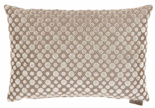 CLAUDI Chique Cushion Alessia in Sand