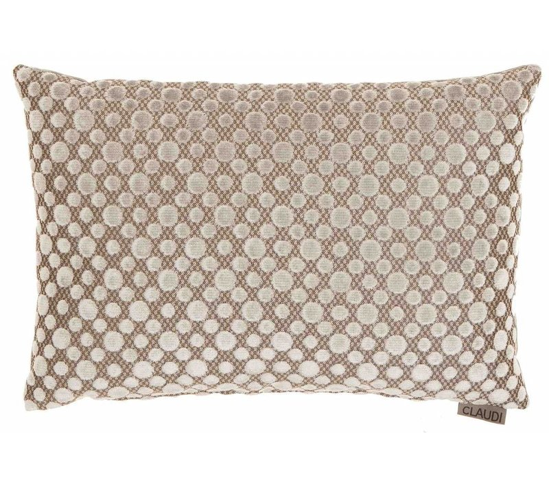 Cushion Alessia in color Sand