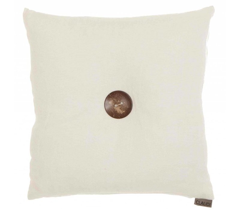 Cushion Eva in color Off White