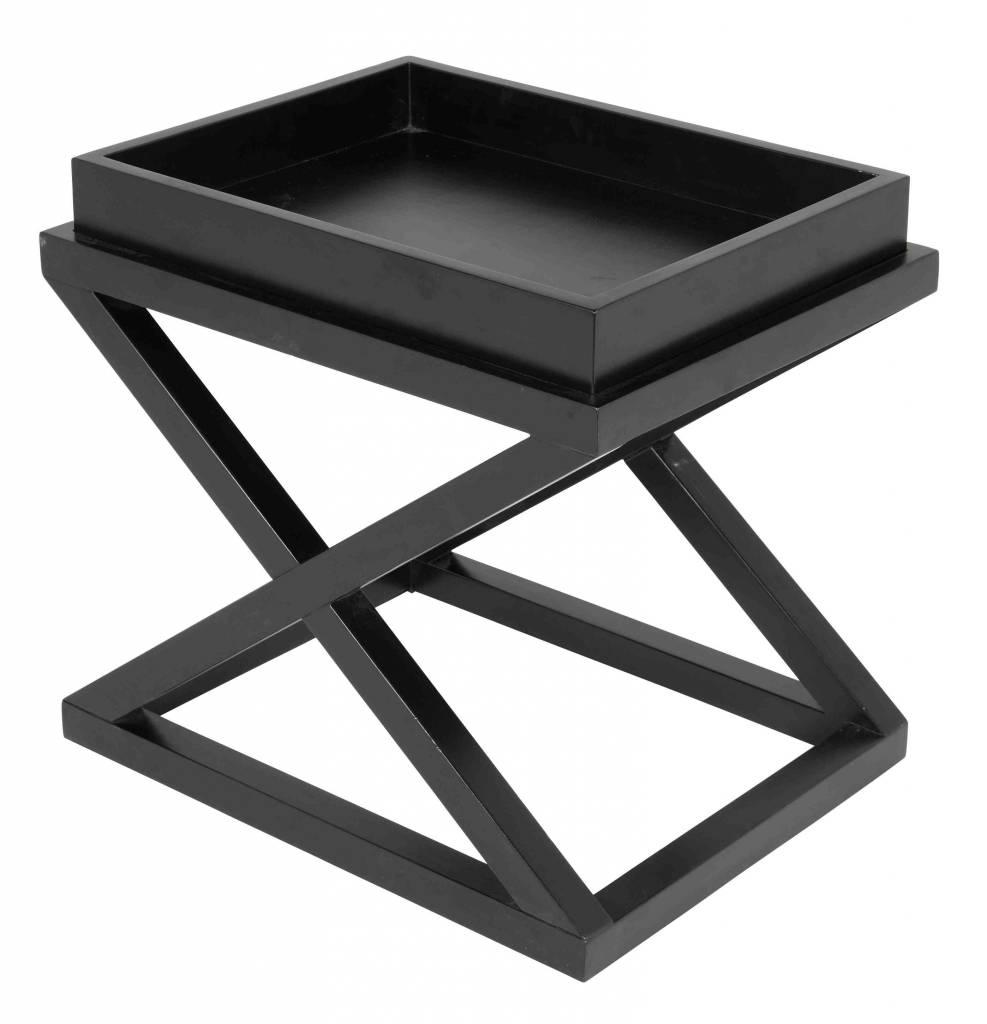 Bijzettafel Zwart Vierkant.Bijzettafeltjes Met Modern Of Klassiek Design Bestellen Wilhelmina