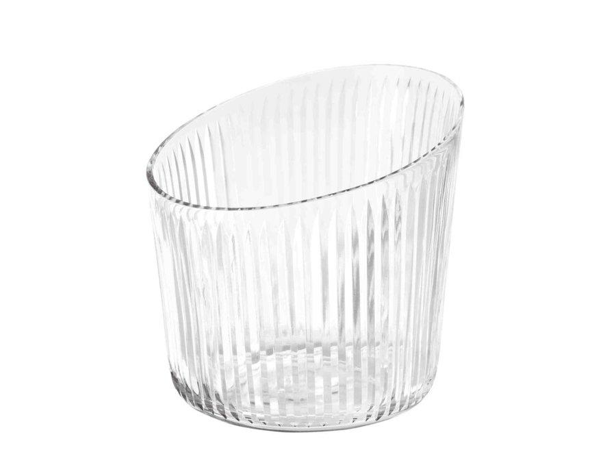 Glazen wijnkoeler - Louxor