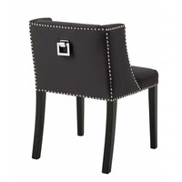 Dining chair black - St James