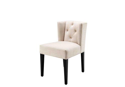 Eichholtz Dining chair natural - Boca Raton