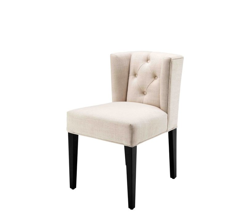 Dining chair natural - Boca Raton