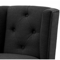 Dining chair black - Boca Raton