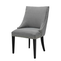 Dining chair - Bermuda Black - Copy