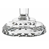 Kristal glazen Kandelaar - Crawford 'L' 46 x 77cm (h)