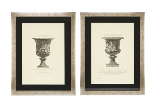 EICHHOLTZ Prints Giovanni Piranesi set van 2