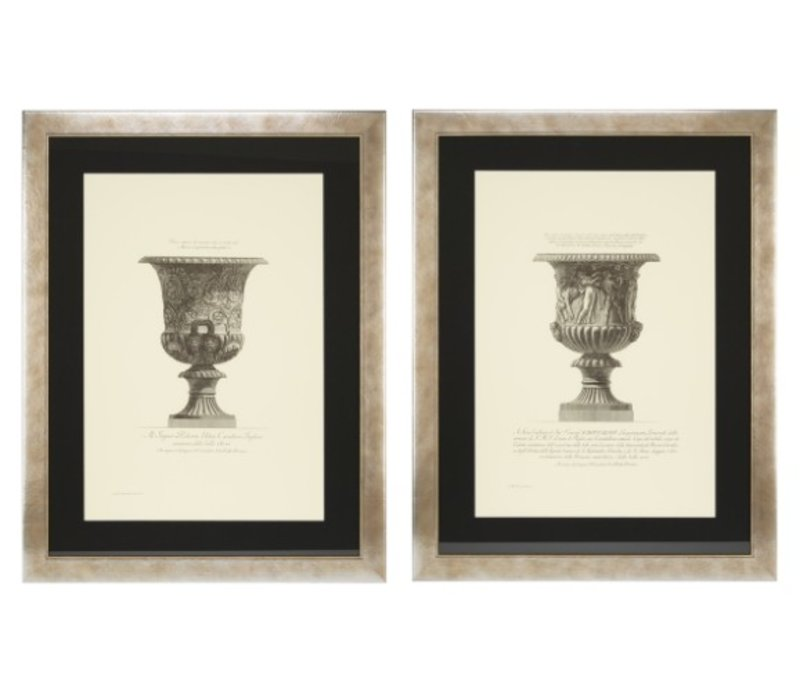 Prints Giovanni Piranesi Set von 2