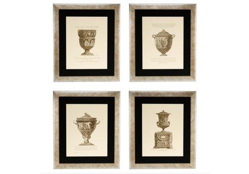 EICHHOLTZ Prints Giovanni Battista set van 4