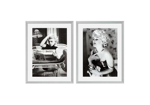 EICHHOLTZ Prints Marilyn Monroe set of 2
