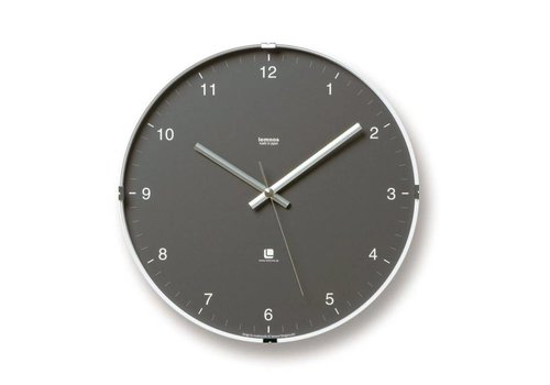 Lemnos modern wall clock 'North'