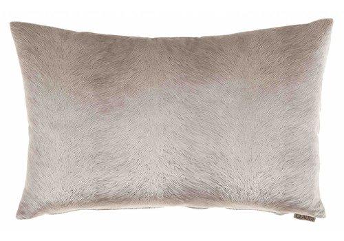 CLAUDI Cushion Perla Grey