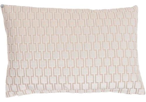 De Kussenfabriek Cushion Frior White