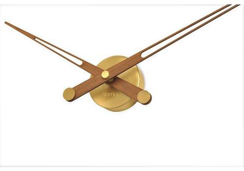 Nomon klok alleen wijzers 'Axioma N - Gold'