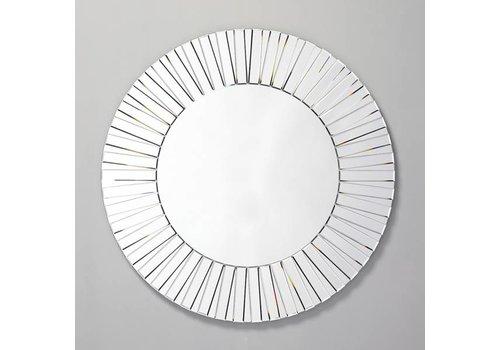 Deknudt round design mirror
