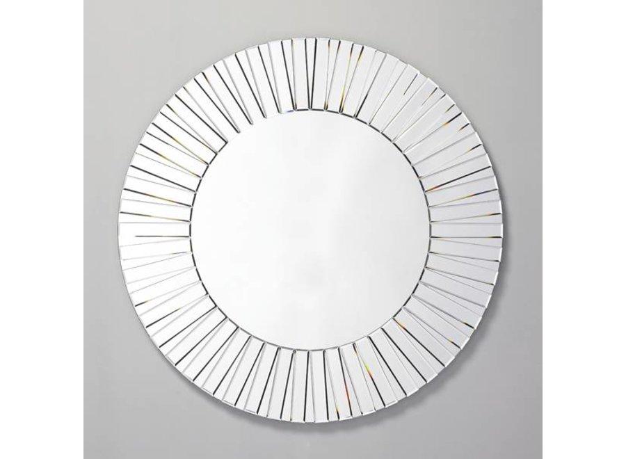 ronde design spiegel 'Sunny'