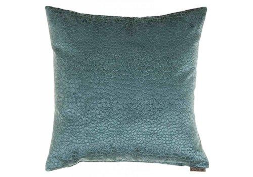 CLAUDI Cushion Biagio Petrol