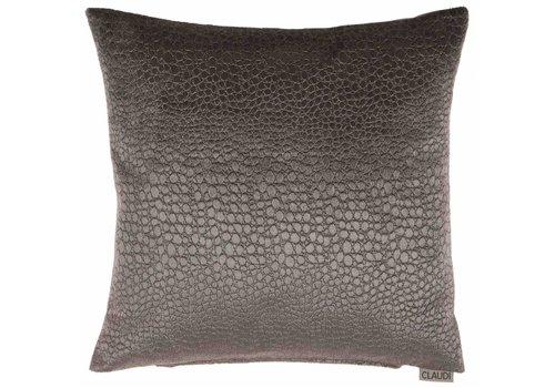 CLAUDI Cushion Biagio Dark Taupe