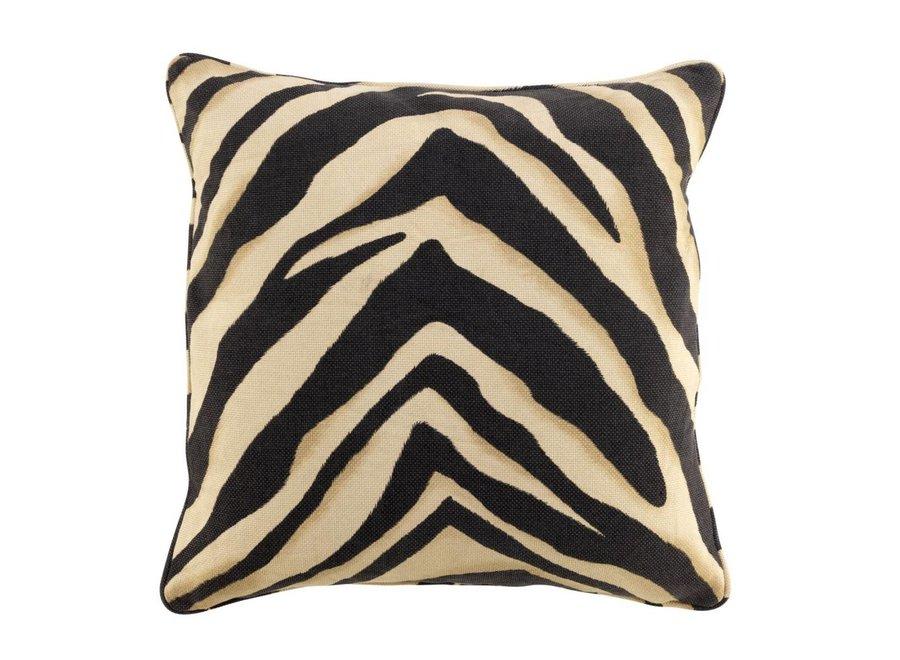 Kussen Zebra 60 cm