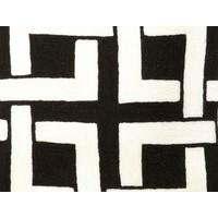 Zierkissen 'Blakes' Farbe Black