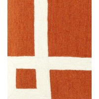 Cushion Hartley color orange