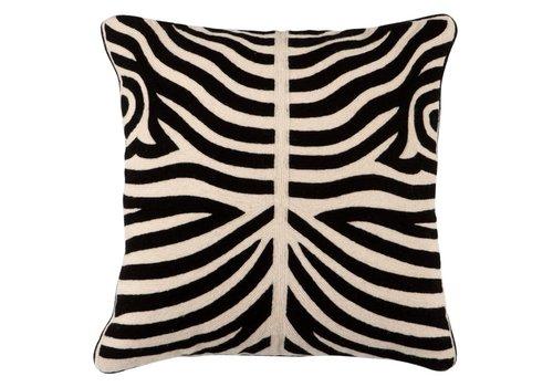 EICHHOLTZ Kussen Zebra Black