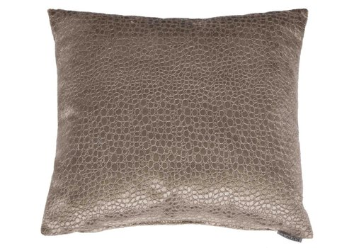 CLAUDI Cushion Biagio Brown