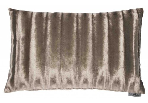 CLAUDI Chique Cushion Ottavia Brown