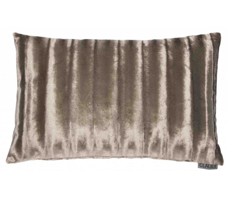 Cushion Ottavia in color Brown
